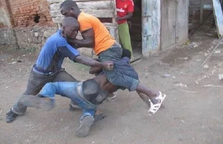 Man Ends Up Dead While Trying to Separate a Fight...How It Happened Will Shock You