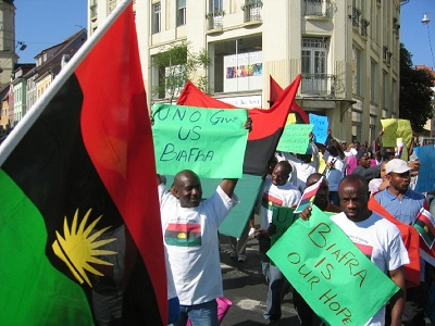 Nnamdi Kanu's Biafra Cause Suffers Setback as IPOB Groups Disagree