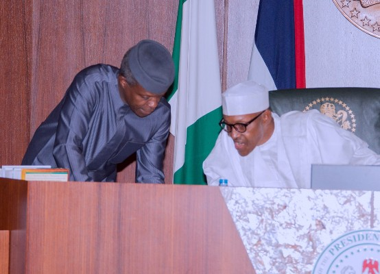 Osinbajo Gets Buhari's Approval to Replace Non-performing Ministers and Cabinet Members