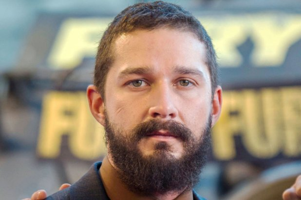 Hollywood Actor, Shia LaBeouf Ashamed After Video of Him Telling Black Cop He's Going to Hell for Being Black Surfaces (Video)