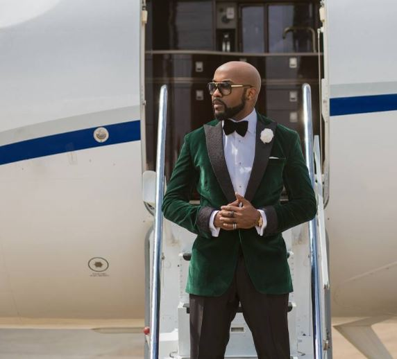 Nigerian Singer, Banky W Seeks Alternative Source of Income in America