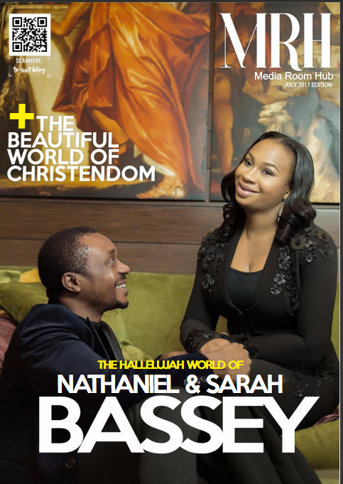 Hallelujah World: Nathaniel Bassey & Wife Cover MRH Magazine, Talk Daddy Freeze's Criticisms & More (Photos)