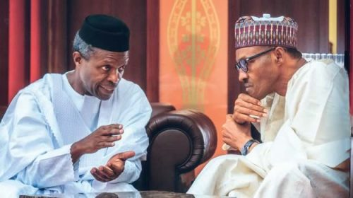 Inside Details on Why 'Aso Rock Cabal' is Angry with Osinbajo