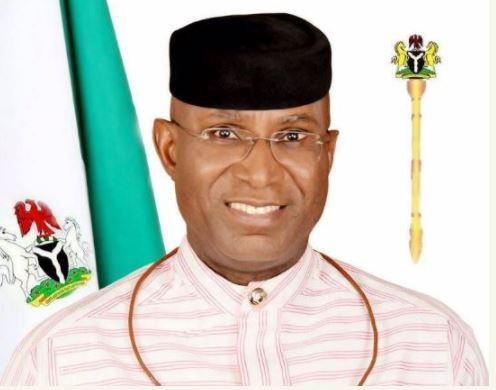 Senator Omo-Agege and Wife Escape Assassination Attempt, Brother Shot