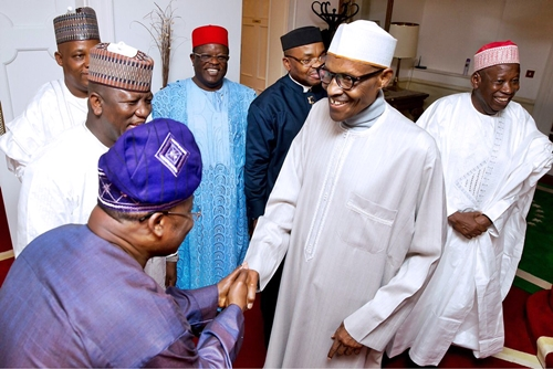 Buhari's Illness Has Taken a Toll on His Health - Visiting Governor Talks on Meeting in London