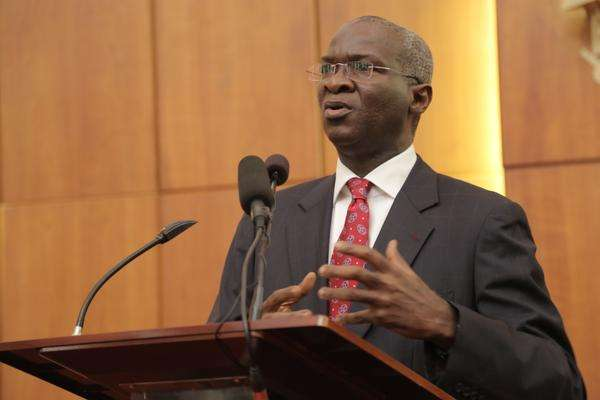 Fashola Tenders Unreserved Apology To House of Reps... See Why