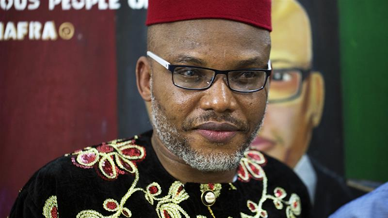 We Will Remove Rochas Okorocha as Governor in 2019 - IPOB Leader, Nnamdi Kanu