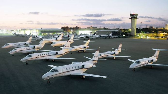 Nigeria39s Private Jet Owners Spend N30bn On Maintenance Annually