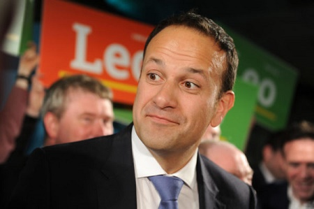38-year-old Gay Minister of Indian-origin Wins Race to Become Prime Minister of Ireland (Photo)