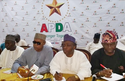 Image result for Advanced Peoples Democratic Alliance commends Operation Python Dance II