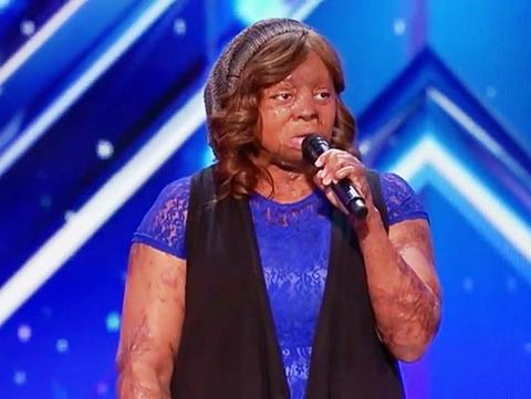 Heartwarming! 2005 Survivor of Sosoliso Plane Crash, Kechi Wows Crowd at 2017 America's Got Talent (Video)