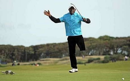 Nothing is Impossible: See the Man With One Leg Who Has Become a Top Golf Player (Photos)