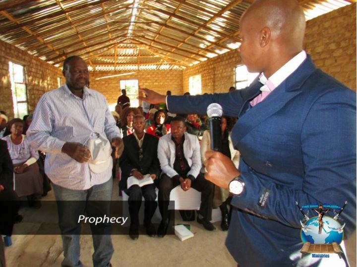 Snake Pastor' Continues His 'Miracles' After Accusing T.B. Joshua of Deceit (Photos)