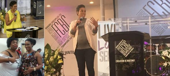 Unmarried Female Pastor Who Got Pregnant Through Fornication Says She's Not Sorry Nor Ashamed