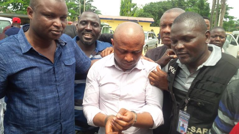 Notorious Kidnapper Evans Narrates 'Baffling Encounter' with a Deadly Group in Nnewi