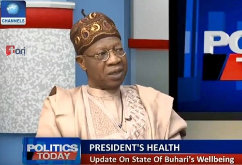 Buhari's Return Date, Health Status & More: Information Minister Speaks on Controversies Trailing Buhari (Watch)