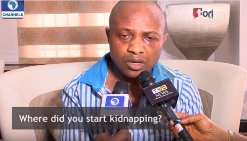 N4.6m Phones, Houses in Ghana and Lagos, Mode of Operation & More: Watch Full Interview of Billionaire Kidnapper, Evans