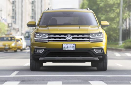 Money is Good! Check Out The 2018 Volkswagen Atlas (Photos)