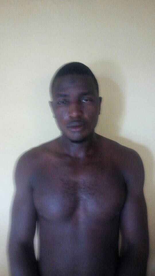 Deadly Boko Haram Terrorist Arrested While Hiding in a Village in Bauchi (Photos)