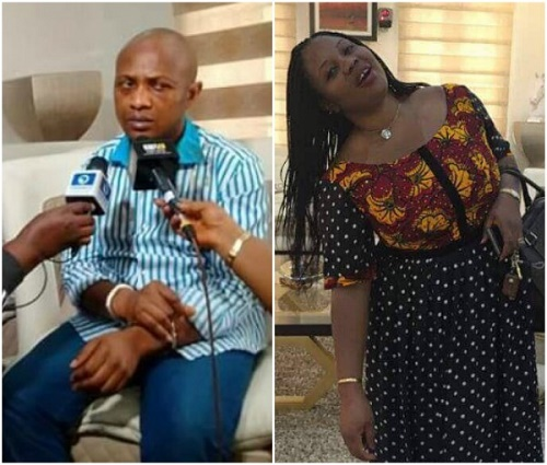 I Didn't Know My Husband was Into Kidnapping, Please Forgive Us - Evans' Wife Begs Nigerians
