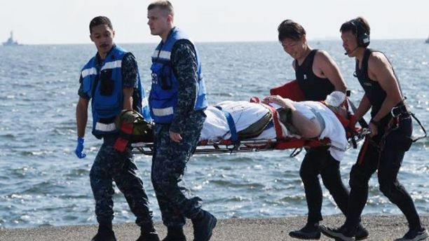 Heartbreaking! Dead Bodies of 7 Missing U.S. Navy Sailors Found After Warship Collision (Photo)