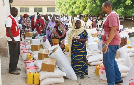 Half of IDPs Food and Relief Materials Have Been Diverted - Presidency Cries Out