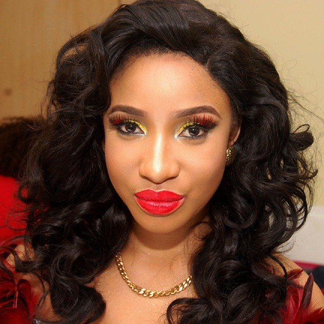 You Won't Believe the Shocking Text Messages Tonto Dikeh Allegedly Sent to Husband's Mom (Photos)