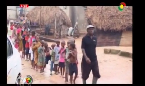 Unbelievable! Meet the 80-year-old Man With 12 Wives and Over 100 Children (Photos+Video)