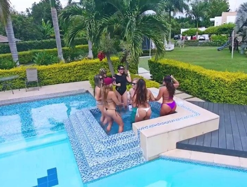 Brothel And Resort