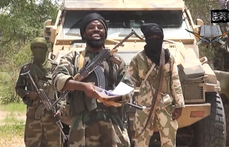 Boko Haram Releases Alleged Footage of the Policemen Abducted After an Attack on a Convoy in Borno State