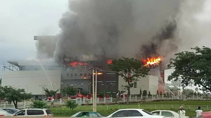 Witnesses Reveal How House on the Rock Fire Began… See Details