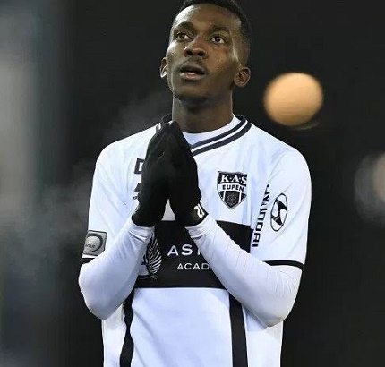 Everton Secures 5-Year Deal with 20-year old Nigerian striker