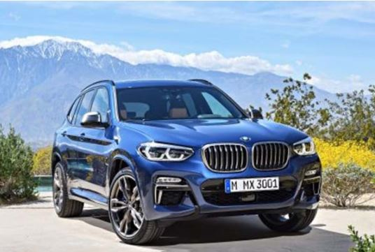 So Presidential: New BMW X3 Unveiled And You Will Definitely Love It (Photos)