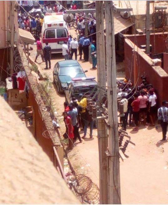 Unizik Student Found Dead In Her Room