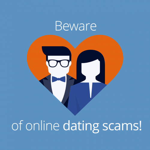 Online dating false identity