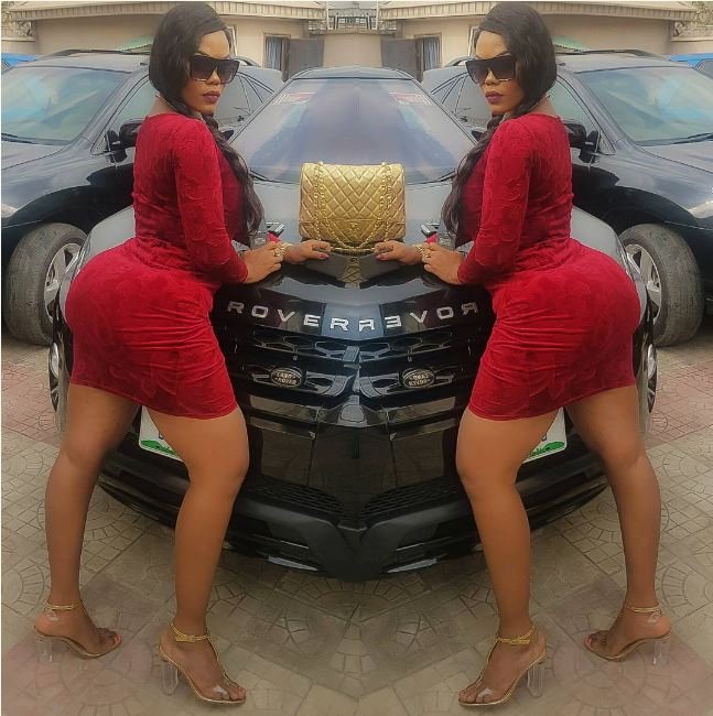 Apostle Suleman Gate: See the Questionable Luxurious Lifestyle of Nollywood Actress, Daniella Okeke in Pictures