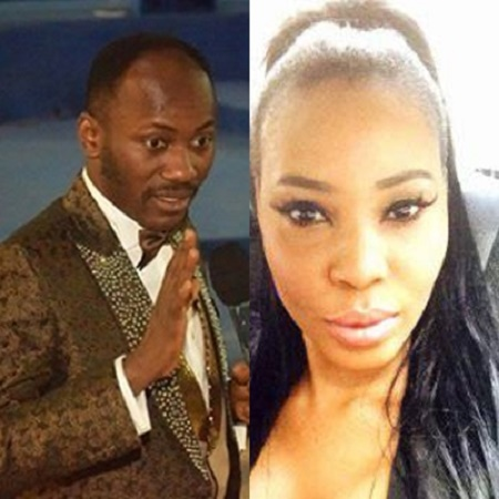 Investigate Stephanie Otobo And Apostle Suleman's S*x Scandal Now - Group Begs CAN