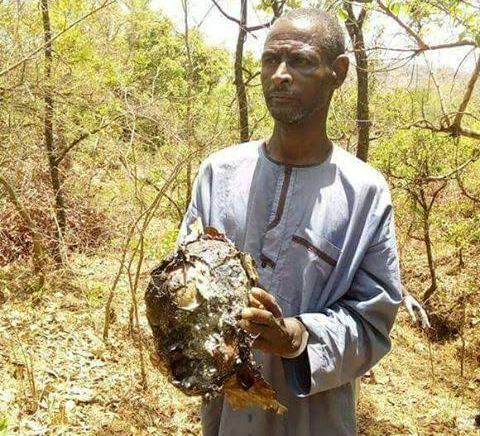 See Face of Suspected Ritualist and Kidnapper Caught With Human Head in Bauchi (Photo)