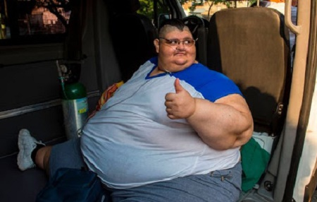 The Eye Newspaper: World's Fattest Man Undergoes Life ...
