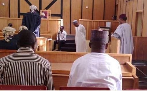 Governor El-Rufai Testifies In Court Against Nigerian Newspaper (Photos)