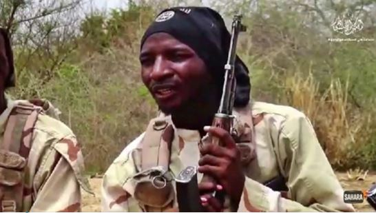Nigerian Army Reacts to the Trending Boko Haram Threat Videos
