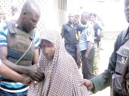 How I Was Kidnapped, Drugged and Coerced to Become Suicide Bomber - 14-year-old Girl Reveals