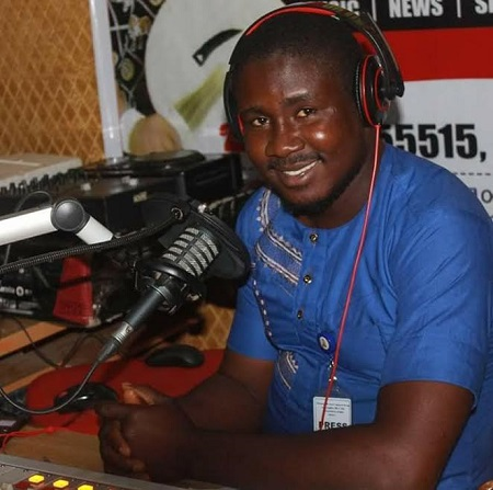 A Nigerian Disc Jockey, Raymond Akaolisa has died.