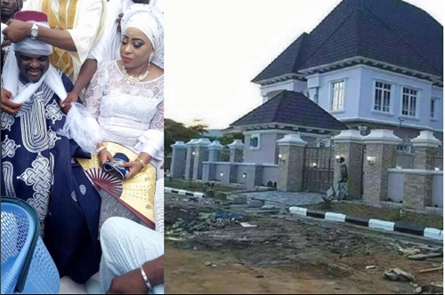 Why I Built a Multi-million Naira Mansion for My Wife
