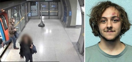 Young Student Who Planted Bomb on a Train Gets 15 Years Prison Sentence