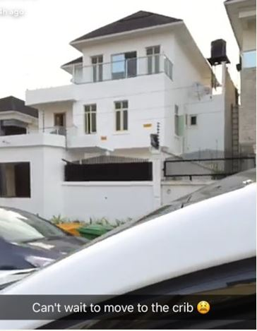 Davido Shows Off His New and Expensive Mansion (Photos)