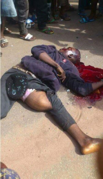 2 Okada Men Die In 'Freak' Accident While Bringing Corpse Home From Mortuary (Graphic Photos)