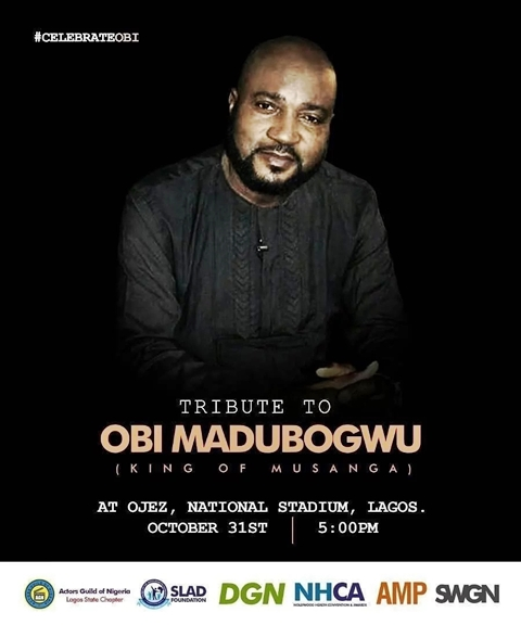 Photos: Candlelight Session Holds in Honour Late Actor Obi Madubogu