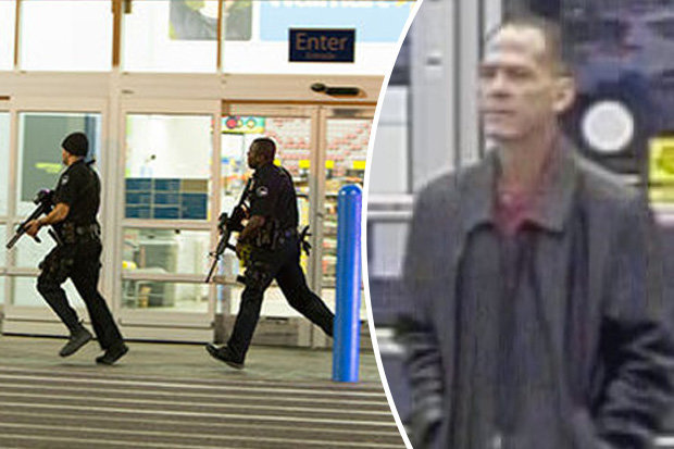 Gunman Storms Supermarket, Shoots Three People Dead (Photo)