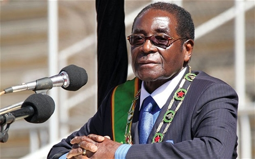 President Mugabe Sacks 'Disloyal' Vice-president as Grace Mugabe Set to Succeed Her Husband